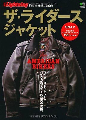 Used The Riders Jacket book photo collection vintage leather Lewis Leathers