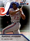 Vladimir Guerrero Baseball Cards