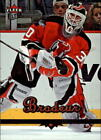 Fleer Martin Brodeur Not Autographed Hockey Trading Cards