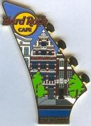 Hard Rock Cafe Pin Amsterdam