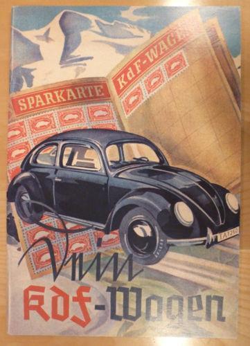 Volkswagen Brochure   eBay