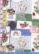 Teapot Fabric