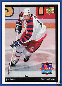 92-93 McDonald's hockey card set (27 cards, no holograms or CL) City of Halifax Halifax image 4