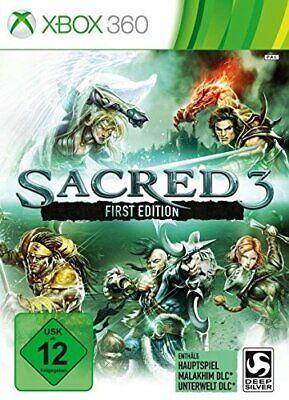 Xbox 360 Spiel Sacred 3 First Edition NEUWARE