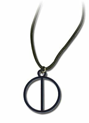 *NEW* Naruto Shippuden: Shikamaru Crest Necklace by GE Animation