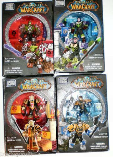 World Of Warcraft Figure Lot Ebay