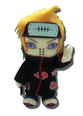 "BRAND NEW Great Eastern GE-52728 Naruto 9"" Pain (Yahiko) Stuffed Plush Doll"