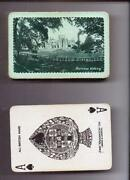 Railway Playing Cards