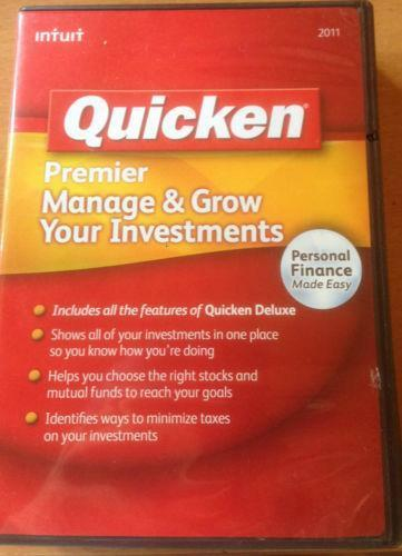 Intuit quicken home business 2011 buy now