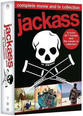 Jackass: Complete Movie and TV Collection (Includes Jackass 7-Movie Collection /