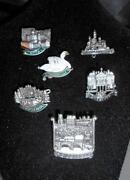 German Hat Pins