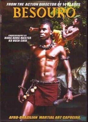 Besouro Afro-American Martial Art Capoeira DVD Brazilian Sesouro
