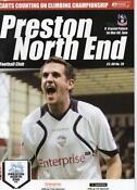 Preston North End Programmes