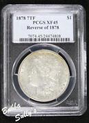 1878 Morgan Dollar PCGS