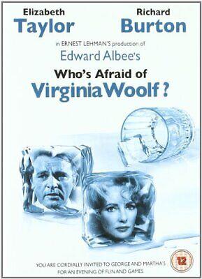 Whos Afraid Of Virginia Woolf? [DVD] [1966][Region 2]