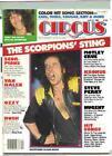 Circus Magazine 1984