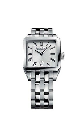 Louis Erard Women's 20701AA01.BMA18 Emotion Square Automatic Steel Watch