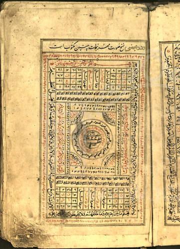 12 TITLES DIGITAL ARABIC MANUSCRIPT ILLUSTRATED OCCULT NUMEROLOGY MAGIC