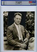 Original Photo Lou Gehrig