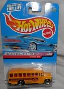 Hot Wheels School Bus