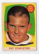 1961 Topps Hockey