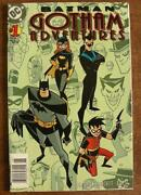 Batman Gotham Adventures