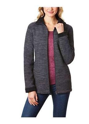 32 Degrees Weatherproof Ladies Zip Fleece Lined Jacket Variety Colors Sizes