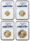 American Eagle Proof Grade MS 70 Gold Bullion Coins