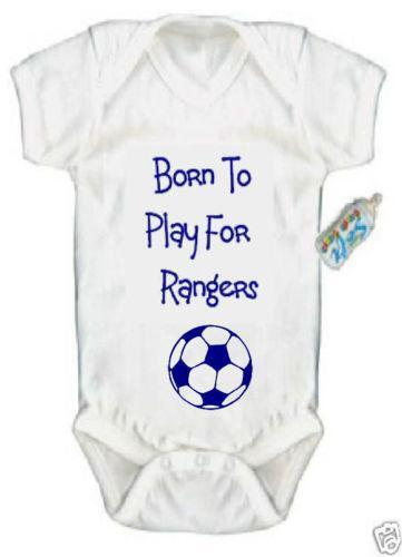 Rangers Baby  9a49fc474