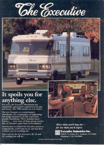 Executive Motorhome Rv Trailer Amp Camper Parts Ebay