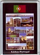 Portugal Fridge Magnet