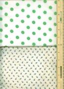 Vintage Cotton Fabric 36