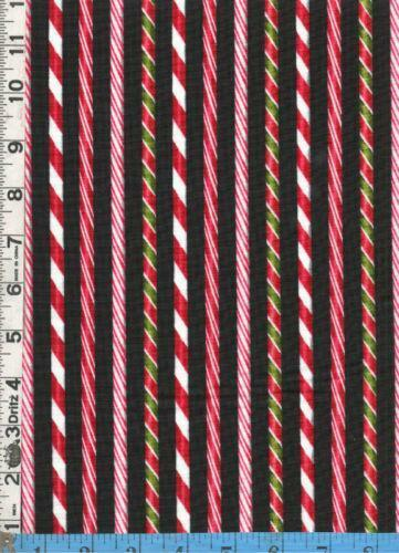 Candy Cane Stripe Fabric Ebay