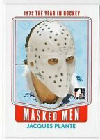 Looking For A Jacques Plante Style Goalie Mask