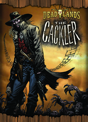 The Cackler Hardcover  29 99 Value  Pinnacle Entertainment Group  10216Le