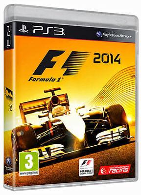 F1 2014 PS3: Formula 1 2014 PS3 Excellent - 1st Class Fast Delivery comprar usado  Enviando para Brazil