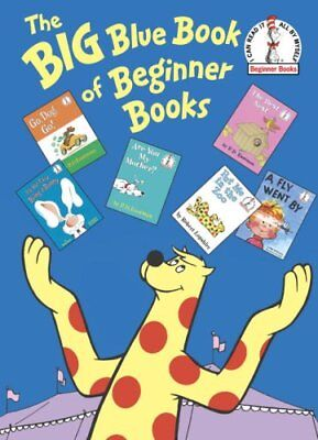 The Big Blue Book Of Beginner Books  Beginner Book