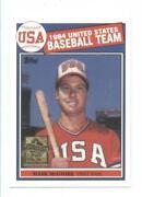 Mark McGwire USA Card