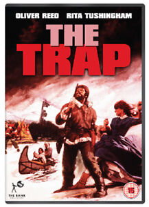 The Trap DVD (2018) Oliver Reed ***NEW***