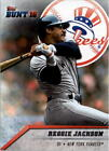 Reggie Jackson Baseball Cards