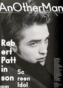 Robert Pattinson Magazine