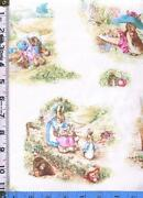 Beatrix Potter Fabric