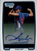 2012 Bowman Chrome Dillon Maples