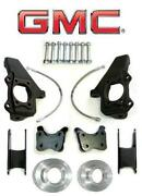 GMC Canyon Lift Kit