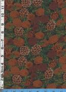 Pine Cone Fabric