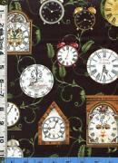 Clock Fabric