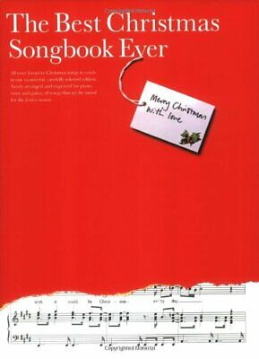 The Best Christmas Songbook Ever by Omnibus Press Paperback Book The Fast (The Best Christmas Poems)