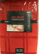 Spill Proof Tablecloth