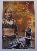 Renee O'connor Autograph