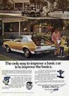 Ford Pinto Model